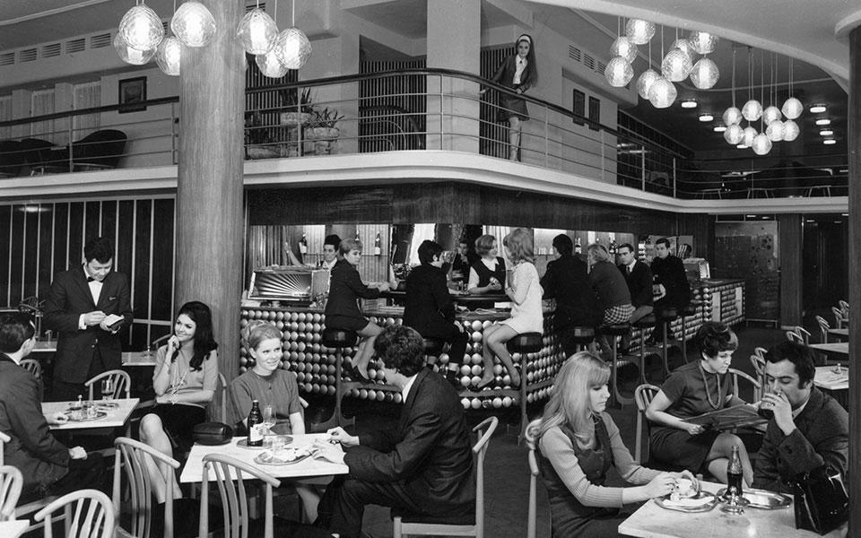 budapest coffee house