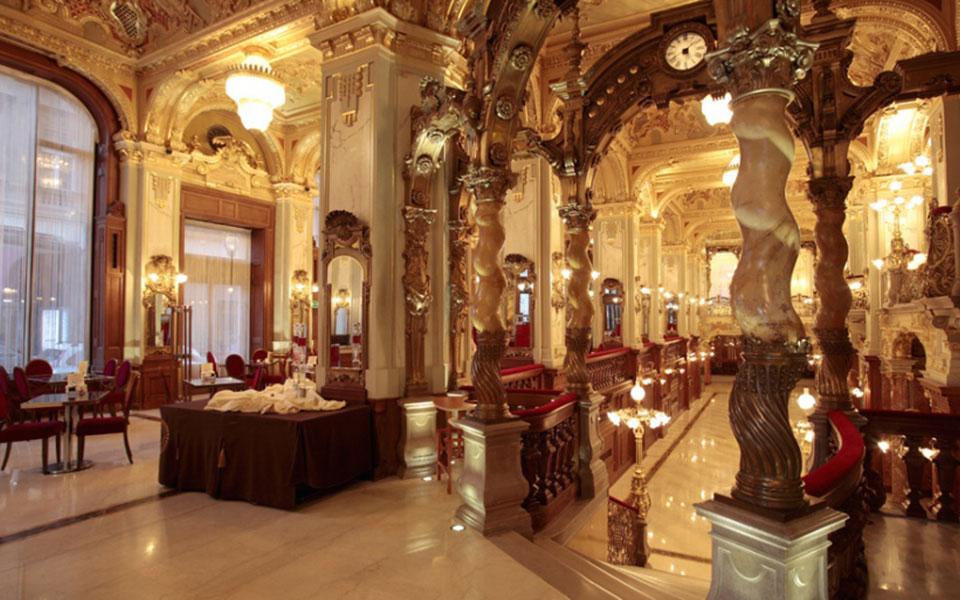 Cafe New York Budapest Historia