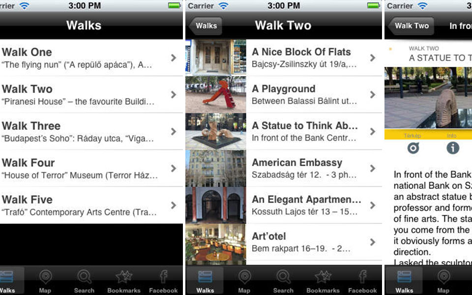 6 Great Apps to Use While in Budapest | Budapest Local