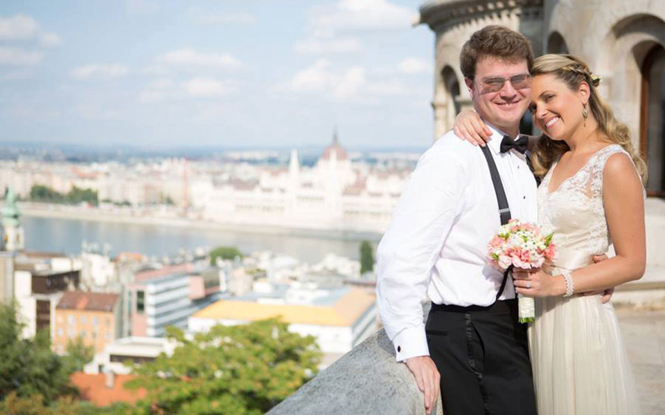 weddings in budapest