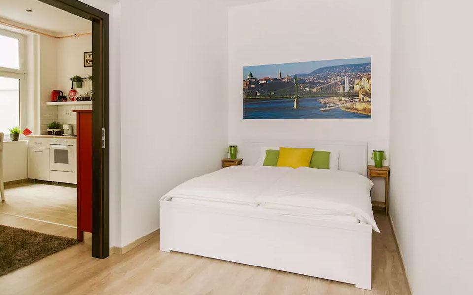 budapest airbnb