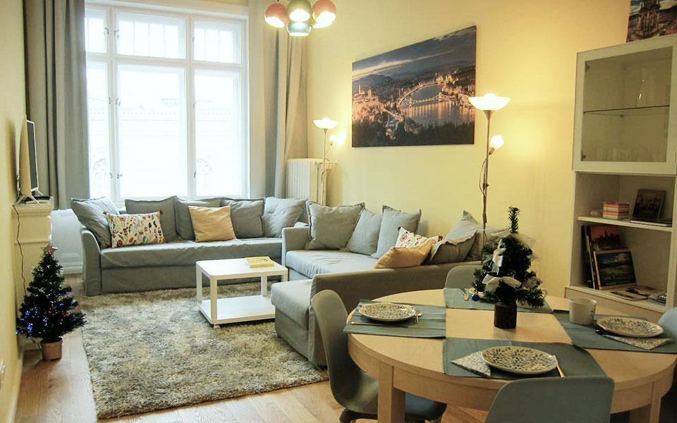 budapest airbnb