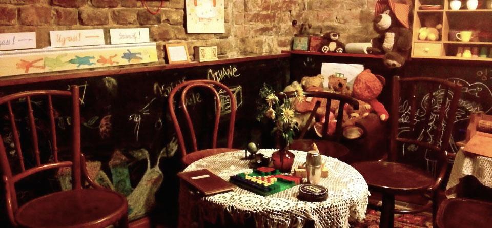cozy cafés in budapest