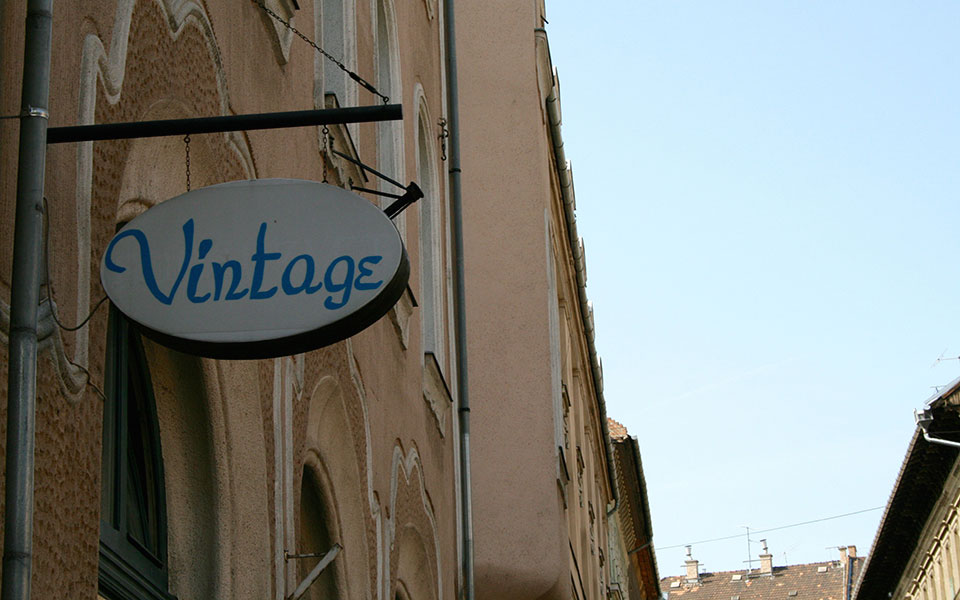 vintage clothing tour in budapest budapest local