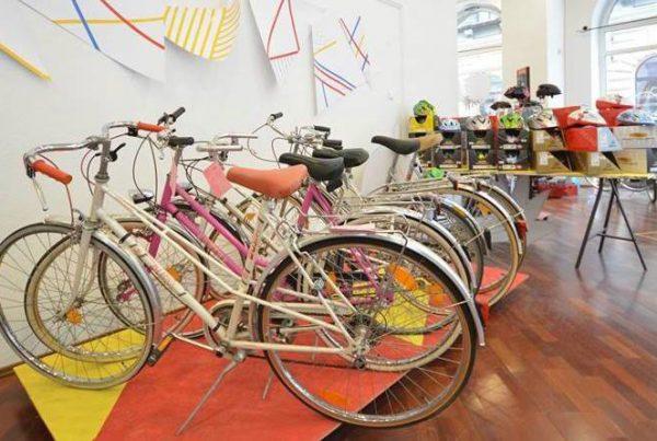 project showroom urban bikers