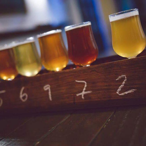 budapest craft beer tasting