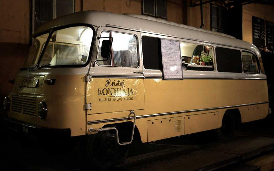 food truck udvar budapest