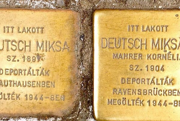 Stolpersteine
