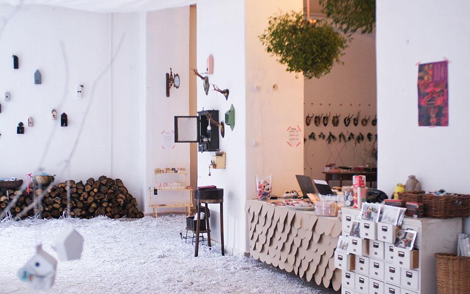 projekt showroom