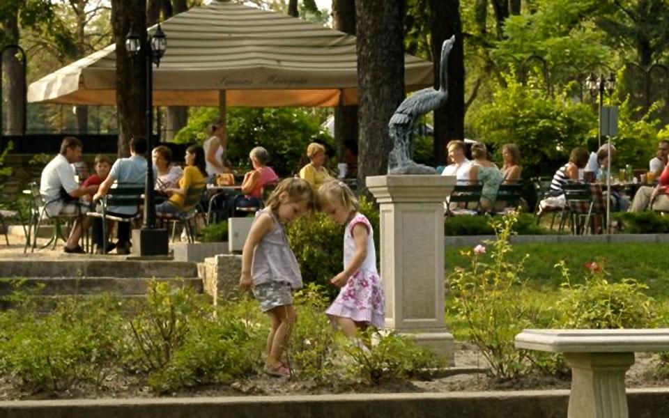 budapest cafe terraces