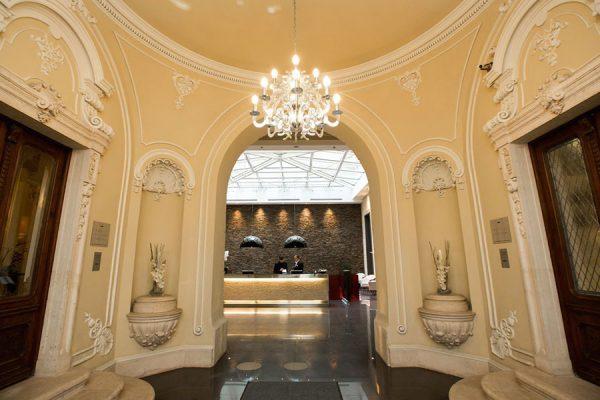 palazzo zichy budapest