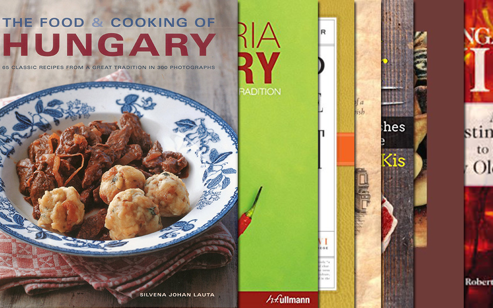 hungarian cook books
