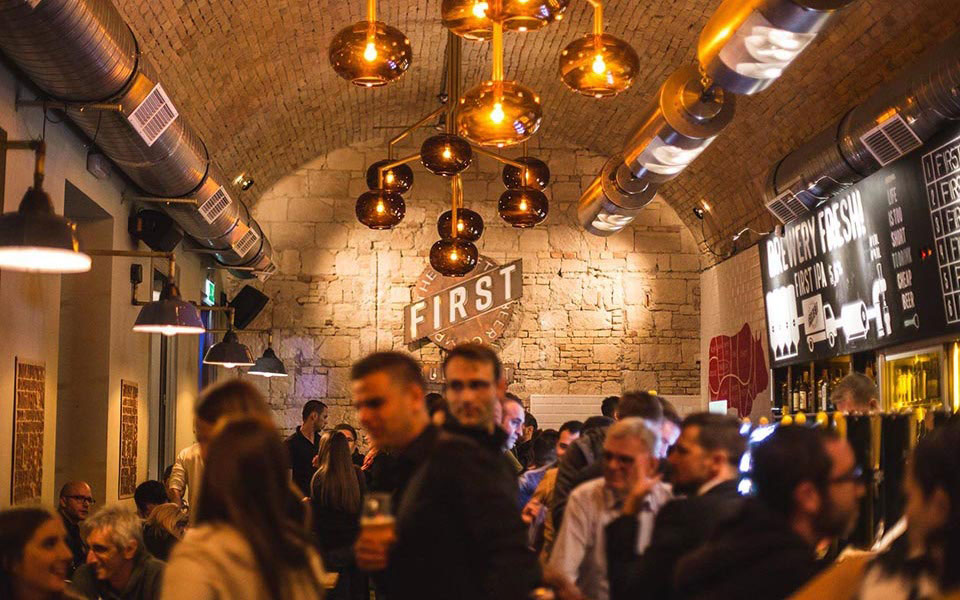 best craft beer bars in budapest