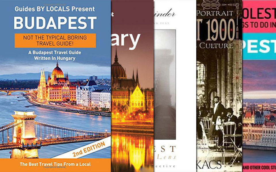 books about budapest