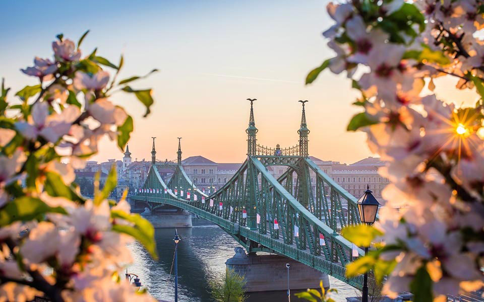 things to do in budapest in spring