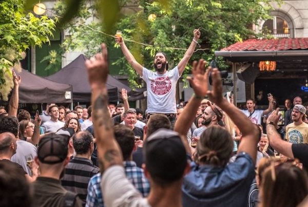 BPBW beer festival in budapest