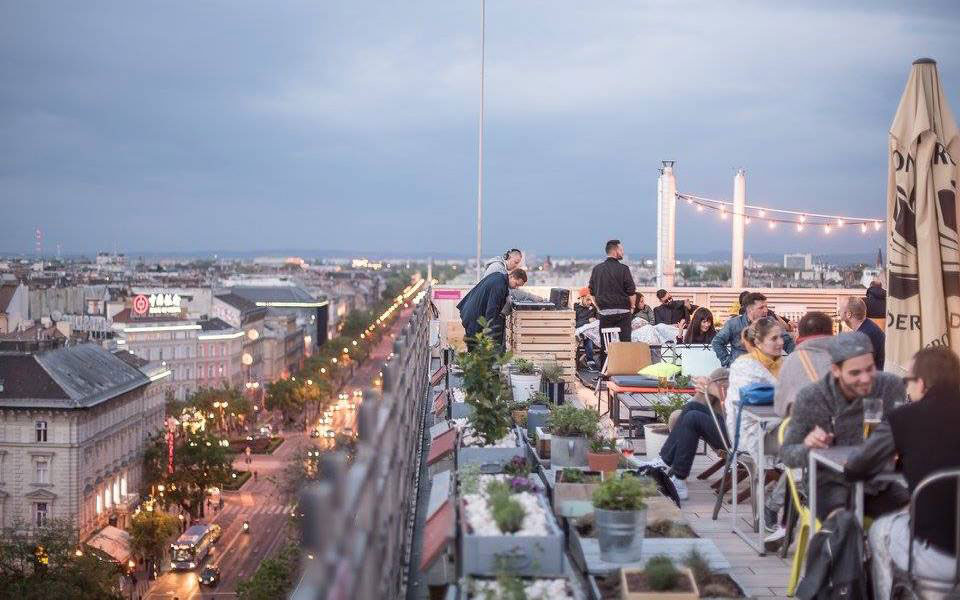 Cheers To Aperitifs And Amazing Views Atop Budapest S Best