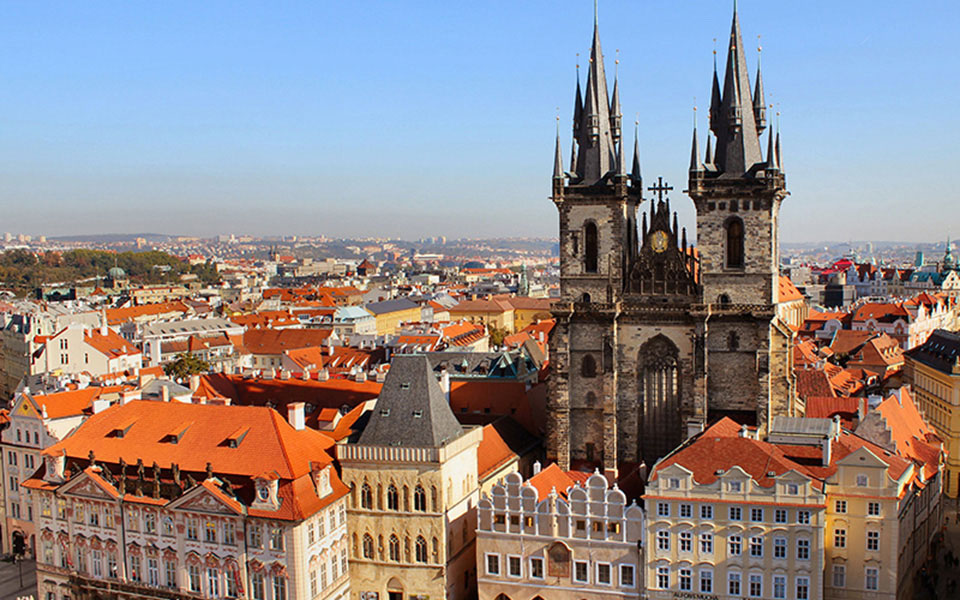 Tours in Prague Vienna and Budapest